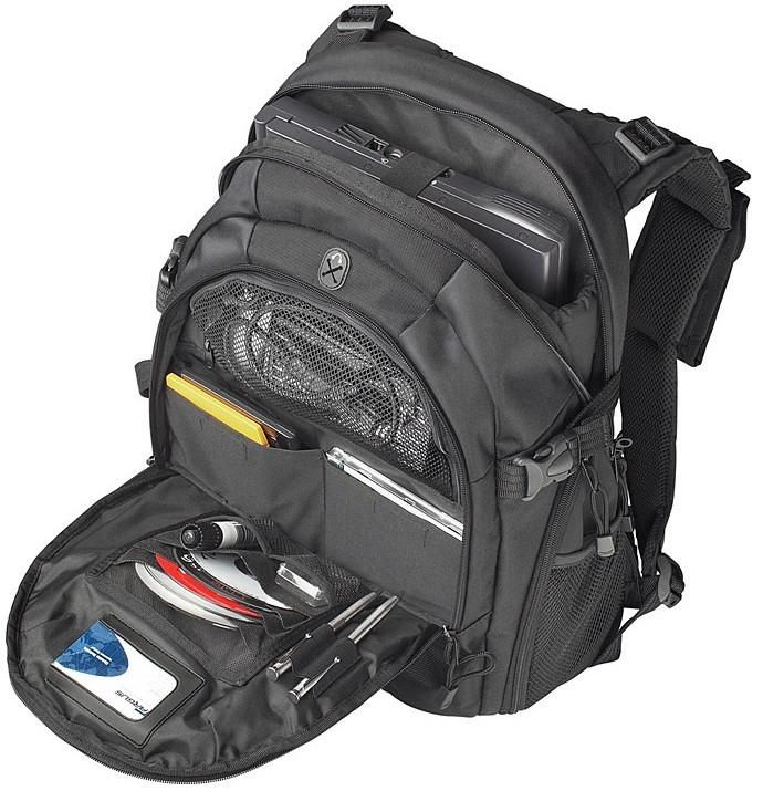 Dell Notebook Backpack Targus Campus 16