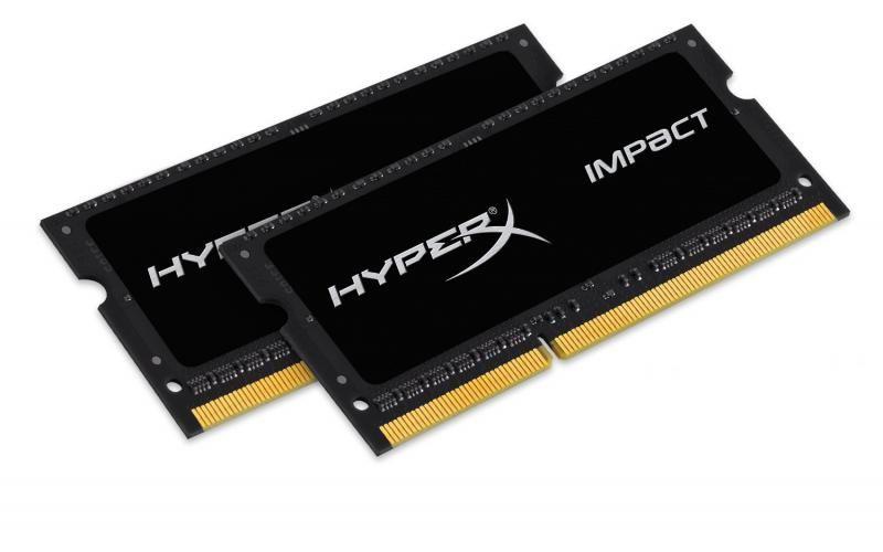 KS SDDR3L 16GB K2 1600 HX316LS9IBK2/16