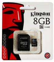 MICROSDHC 8GB CL4 KS