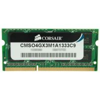 CR SDDR3 4GB 1333 CMSO4GX3M1A1333C9