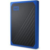 WD EXT SSD 2TB USB 3.0 MY PASS GO BL