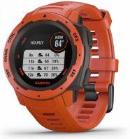 GPS Watch Garmin INSTINCT FLAME RED