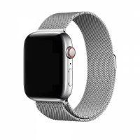 AL Watch 44mm Silver Milanese Loop