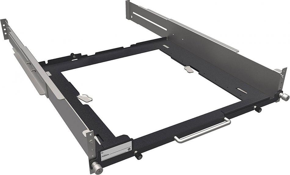 HP Z2/Z4 Depth Adjustable Fixed Rail Rac