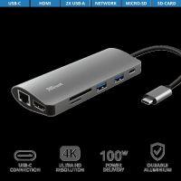Trust Dalyx 7in1 USB-C Multiport Adapter