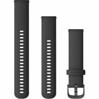 Garmin Curea Ceas 20mm Black/Slate
