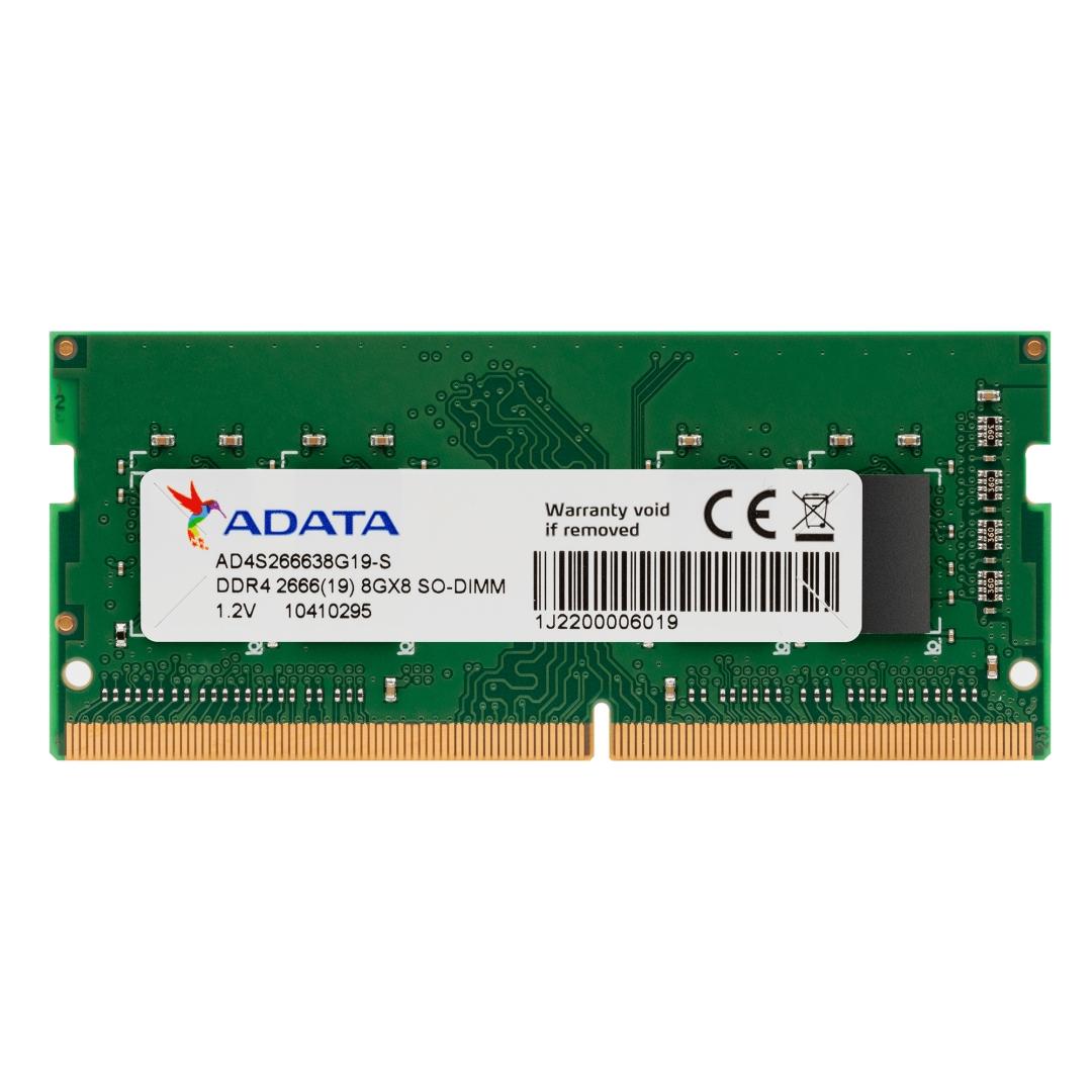ADATA DDR4 8GB 2666 AD4S26668G19-SGN