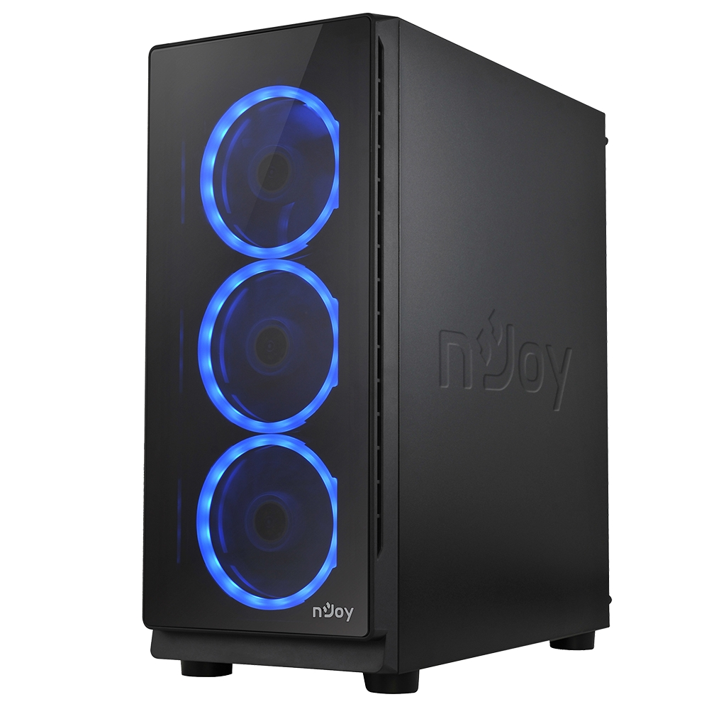 CARCASA NJOY Zollux Middle Tower ATX