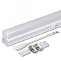 Tub LED T5 L900 cu sistem prindere inclus