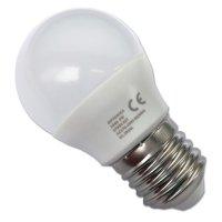 Bec LED E27 G40 2W  3000K Lumina Alba Calda