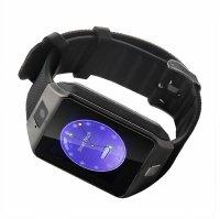 Ceas Smartwatch cu Telefon TechONE™ DZ09 Upgrade, slot sim, foto, bluetooth, slot card SD, Whatsapp, Facebook, compatibil Android si IOS, Negru