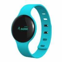 Bratara fitness TechONE™ H8, BT 4.0, rezistenta la apa ip66, Android, iOS, notificari, vibratii, albastru