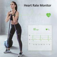 Ceas smartwatch TechONE™ ID205U 1.4 inch Touch, chipset Triaxial KIONIX, multi sport, stand by 30 zile, compatibil bluetooth 5.0, ritm cardiac, tensiune, nivel oxigen, rezistent la apa, masuratori precise, notificari, vibratii, apel bluetooth, negru