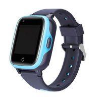 Ceas smartwatch GPS copii Techone™ KT15 4G, camera foto ultrapixel, apel video, localizare GPS+AGPS+Wi-Fi+LBS+Foto, telefon, rezistent la apa IP54, SOS, touchscreen, monitorizare spion, compatibil Digi, Albastru