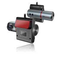 Camera auto dubla DVR Loosafe™ A8, rezolutie 4K 1440p, 1080p spate, WiFi, night vision, unghi 140 grade, senzor coliziune, detectare miscare, lentile Sony, monitorizare parcare, inregistrare bucla, time-lapse, cablu alimnetare direct panou inclus
