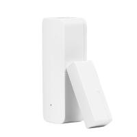 Senzor magnetic Smart Wi-Fi Wale® MST11, cu conectare in aplicatie, alarma pe telefon, pentru usa, fereastra, dulap etc, functionare individuala, aplicatie smart Tuya, alb
