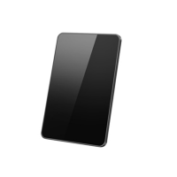 Incarcator wireless de birou Premium, Loowoko™ W06, 15W Fast Charge, din aluminiu cu sticla, super slim, chipset Qualcomm, compatibil Samsung, Apple, Huawei, Sony, Nokia, Xiaomi, Lenovo, Oppo, Negru