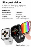 Ceas smartwatch TechONE™ DT36, 1.7 inch Retina, multi sport, bluetooth 5.0, ritm cardiac, oxigen, GPS, rezistent la apa IP67, notificari, vibratii, apel bluetooth, senzor Bosch, stand by 20 zile, negru