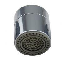 Aerator apa Topaqua® SK-WS806, functie economizor, filtrare, miez ceramic, doua moduri dus/bule, dimensiune M22 mama, debit 4.5 L/min, cromat, argintiu