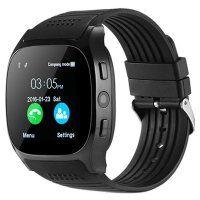 Resigilat Ceas smartwatch TechONE® T8, sim, BT, camera 2MP, ecran 1.56