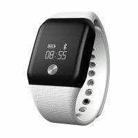 Resigilat Bratara fitness TechONE™ Precision A88+, BT 4.0, dinamic PowerPuls, nivel oxigen, analiza somn, stand-by 30 zile, Android, iOS, notificari, vibratii, alb