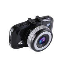 Resigilat Camera auto DVR TechONE™ RoadTeam W906, FullHD, night vision, 2.7 inch, unghi de filmare 170 grade, tehnologie WDR, negru