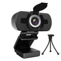 Resigilat Camera web, Loosafe™ F36, Full HD 2MP, 30FPS, smart focus, rotatie 360, trepied, capac confidentialitate, negru
