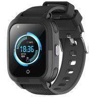 Ceas smartwatch GPS copii Techone™ TKY T58 4G, 1.4 inch, apel video, camera HD, Android, buton SOS, bluetooth, wifi, rezistent la apa, blocare apel, monitorizare spion, negru