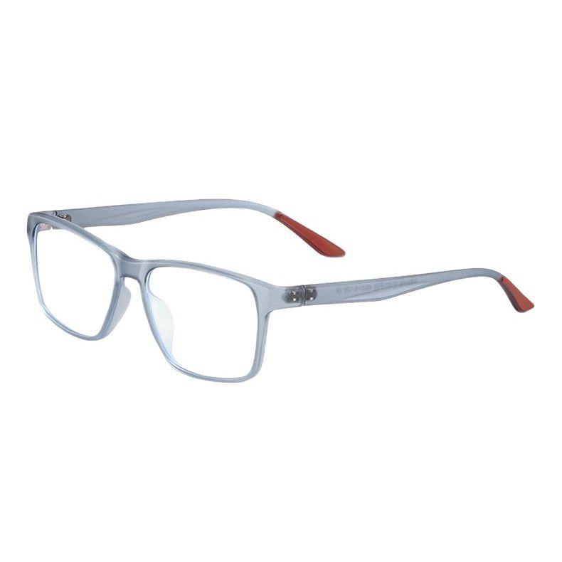Ochelari de protectie calculator, Techone® 5106, blocare lumina albastra, pentru jocuri , PC, TV , anti-oboseala si strlucire UV, pentru copii, gri