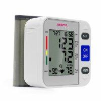 Tensiometru digital Jumper® JPD-900W de incheietura, validat clinic, memorare 90 de valori, metoda oscilometrica, alb