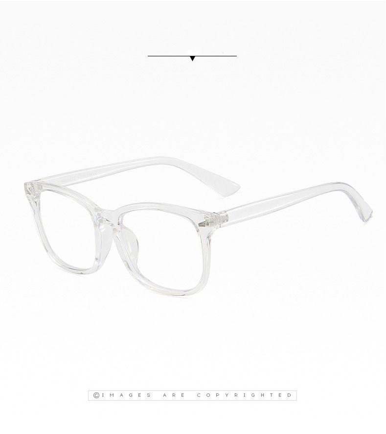 Ochelari de protectie calculator, Techone® C155, blocare lumina albastra, pentru jocuri, PC, TV, anti-oboseala si stralucire UV, pentru adulti, transparent