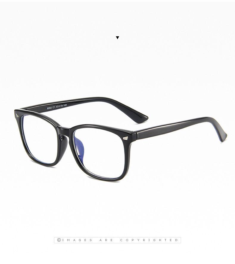 Ochelari de protectie calculator, Techone® C1, blocare lumina albastra, pentru jocuri, PC, TV , anti-oboseala si stralucire UV, pentru adulti, negru