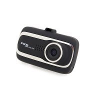 Camera auto DVR TechONE™ RoadTeam S108C, FullHD, super night vision, AV out, 2 inch, unghi de filmare 140 grade, tehnologie WDR, negru