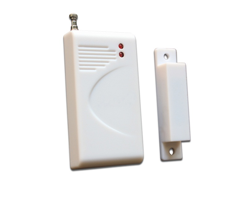 Contact magnetic wireless Wale WL-19W pentru sistem de alarma