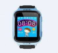 Ceas smartwatch copii TechONE Q528B, cu functie telefon, ecran touchscreen 1.44