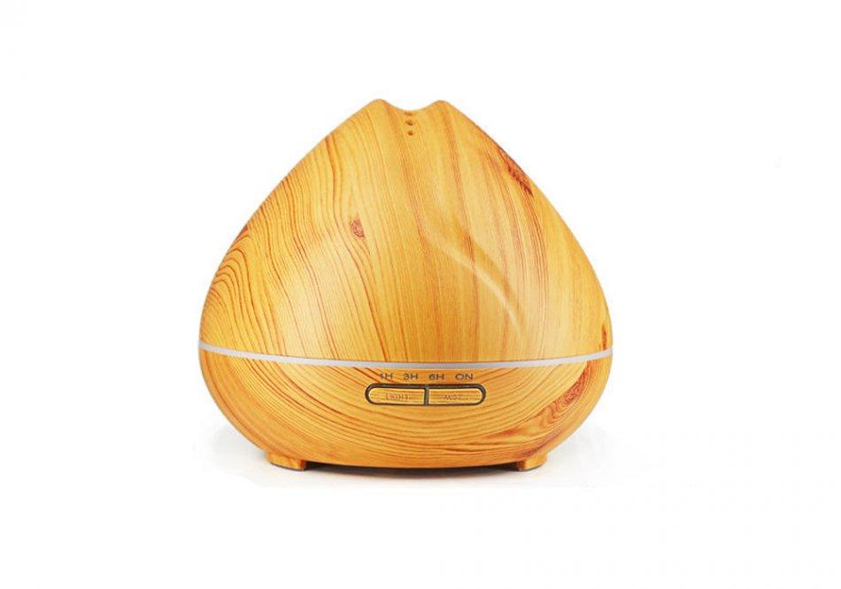Umidificator KD Home™ SH-C01, 30m², doua viteze, purificator aer, difuzor, aromaterapie, ultrasunete, rezervor 400mlKD Home