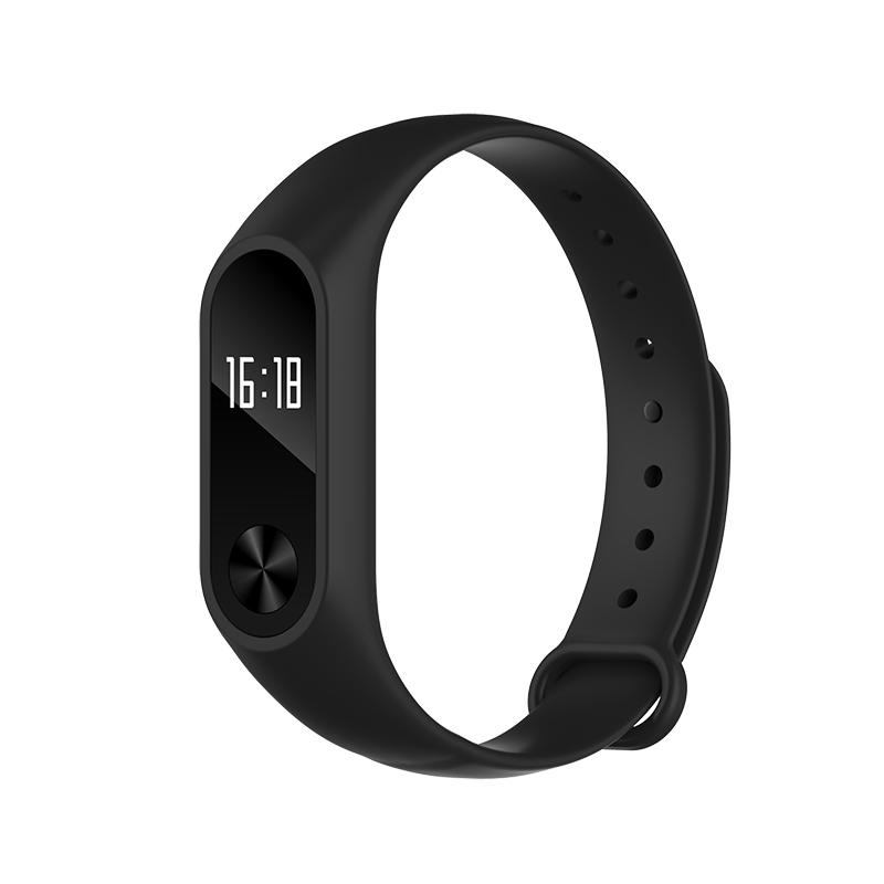 Bratara fitness TechONE™ M2, BT 4.0, heart rate, rezistenta apa, notificari apeluri, super usoara, stand by 10 zile, negru
