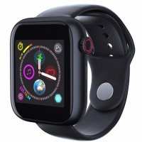 Ceas smartwatch TechONE™ Z6 Pro, sim, camera foto, stand-by 5 zile, calendar, pedometru, notificari, cronometru, negru