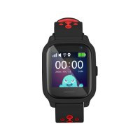 Ceas smartwatch GPS copii TechONE™ KT04 foto ultrapixel 3MP, Wi-Fi, telefon, GPS ultraprecis, SOS, ecran touchscreen, monitorizare spion
