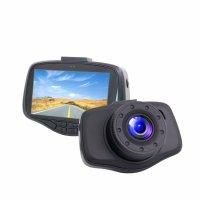 Camera auto DVR Loosafe™ RoadTeam G900C, 3 inch, FullHD 30FPS, Senzor G, unghi 170 de grade, mod parcare, inregistrare in bucla, auto ON/OFF, negru