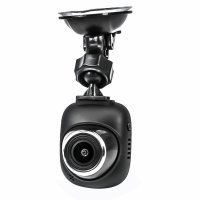 Camera auto DVR TechONE™ RoadTeam F9, chipset Novatek, Full HD 30fps, night vision, unghi de filmare 120 grade, senzor G, monitor parcare, , negru