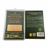 Sticker antiradiatii Techone™, pentru telefon mobil, computer, tv, blocare ioni negativi