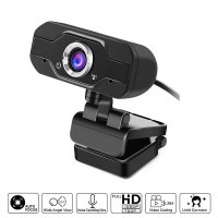 Camera web, Loosafe™ SS-350, Full HD 2MP, 30FPS, anulare zgomot de fond, negru
