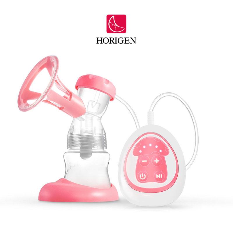 Pompa de san electrica Horigen® XN-2209MI, sistem patentat de extragere 3D, 5 viteze, 2 faze de extragere, memorie, alimentare priza, saculet depozitare