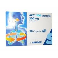 ACC 200 200 mg x 20 CAPS