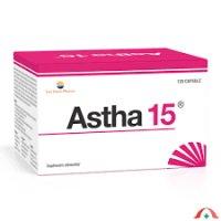 ASTHA-15 * 120CAPS