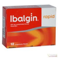 Ibalgin Rapid 400mg*6cpr film Zentiva