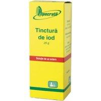 TINCTURA DE IOD 40 G