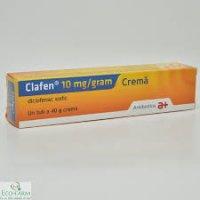 CLAFEN 1% 1%/Tub x 40g CREMA