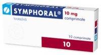 SYMPHORAL 10MG 10mg/1Bl x 10 x 10 COMPR.